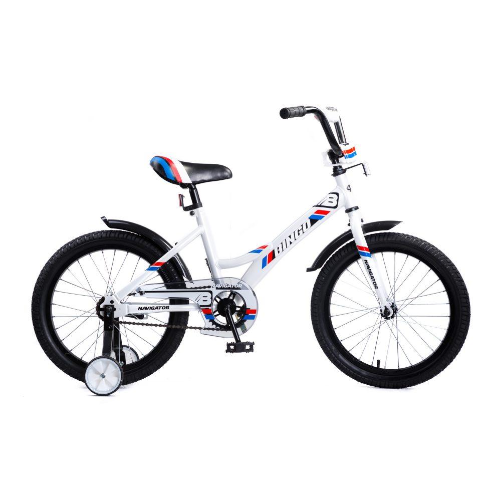 Купить Детский велосипед Bingo, колеса 18 дюйм, Navigator