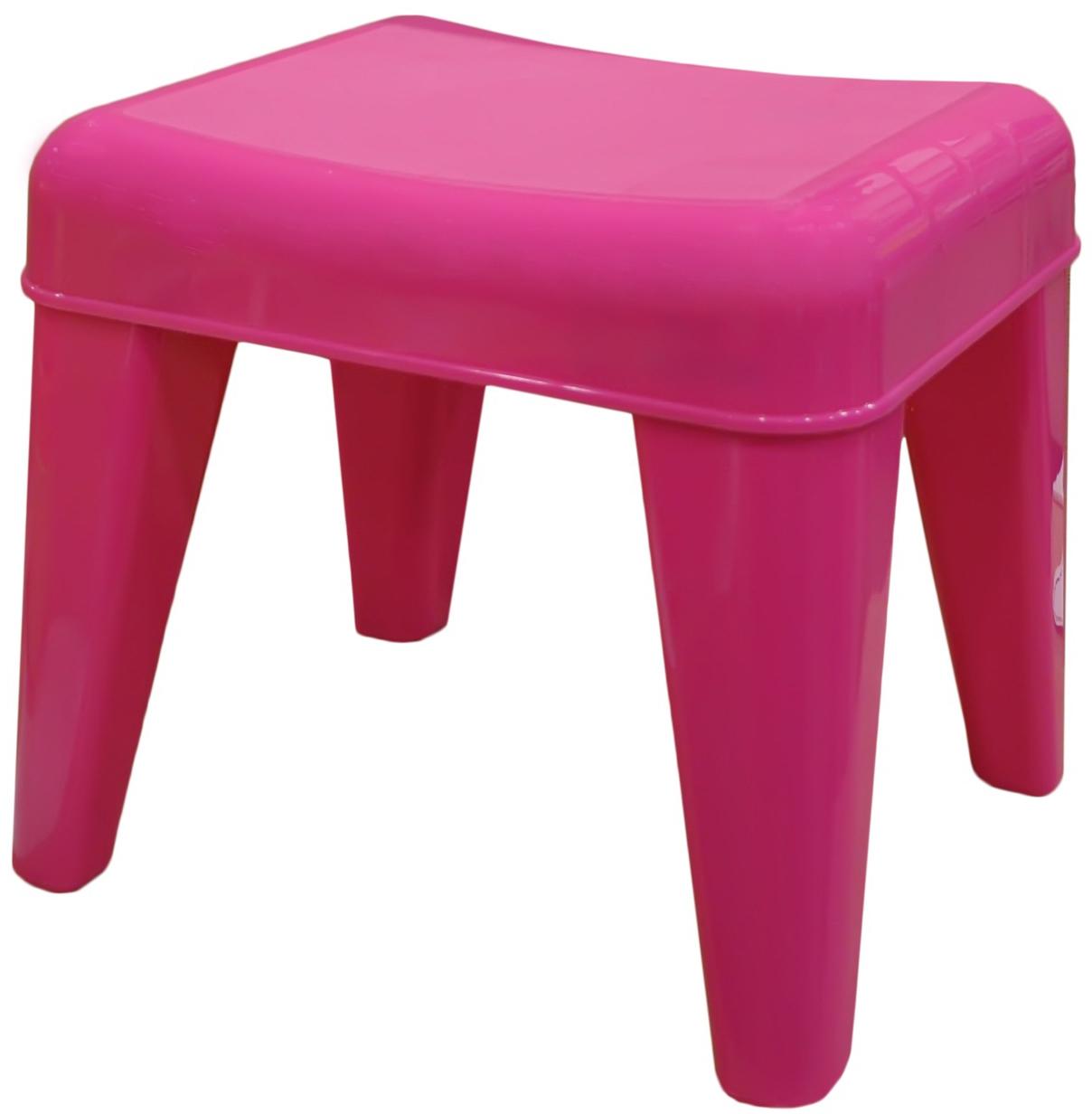Табурет детский - Я расту, розовыйИгровые столы и стулья<br>Табурет детский - Я расту, розовый<br>
