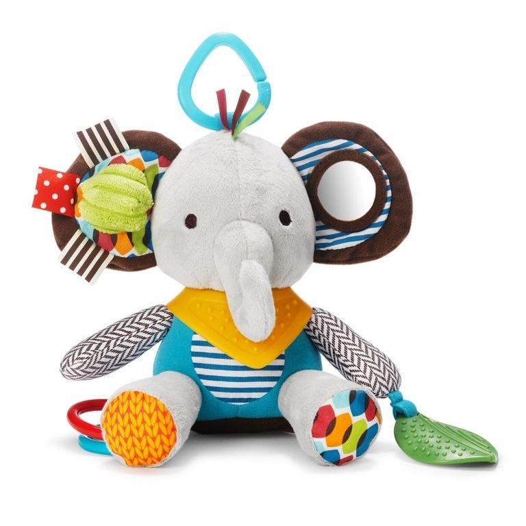 Развивающая игрушка-подвеска Слон