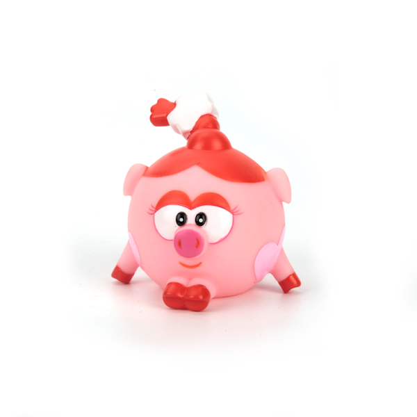 Фигурка для ванной Смешарики - НюшаИгрушки Союзмультфильм<br>Фигурка для ванной Смешарики - Нюша<br>