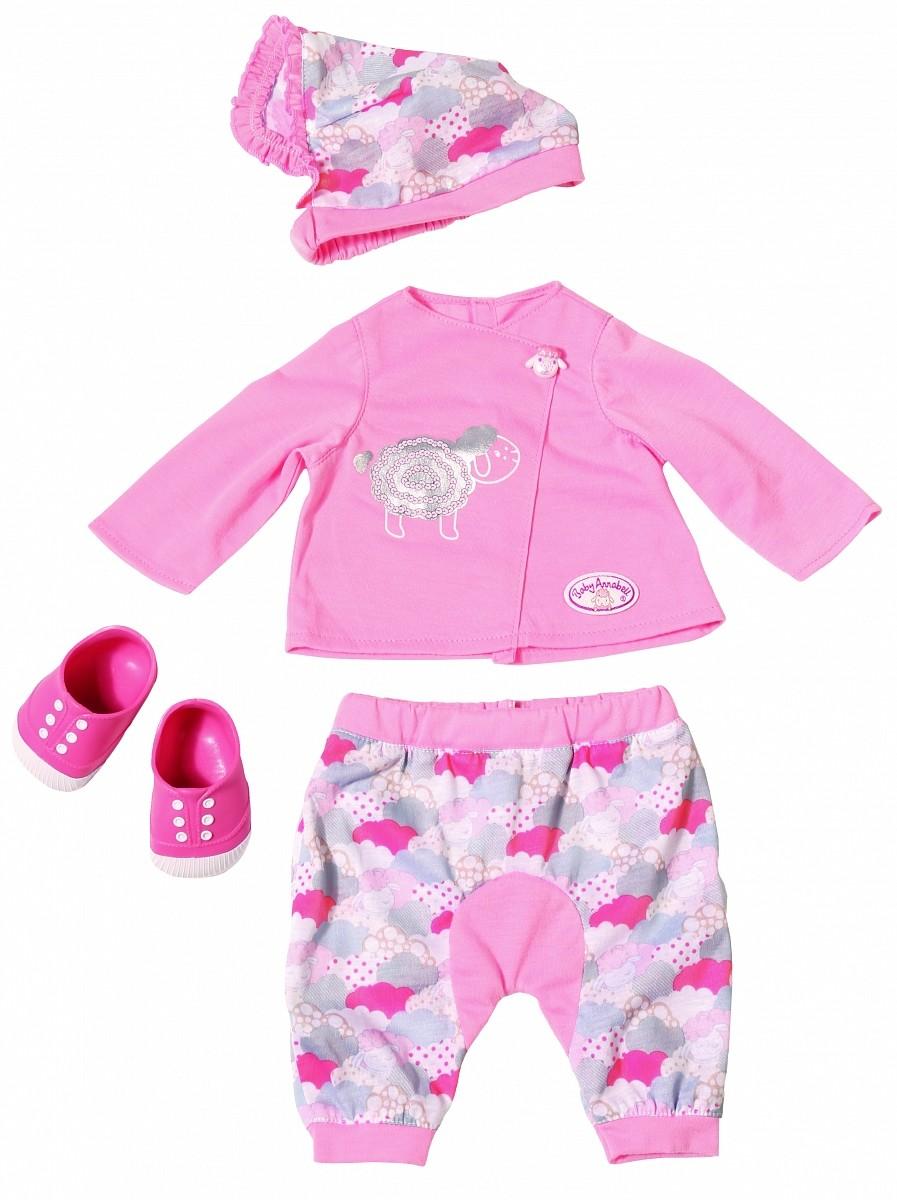 Baby Annabell - Одежда для уютного вечераОдежда Baby Annabell<br>Baby Annabell - Одежда для уютного вечера<br>