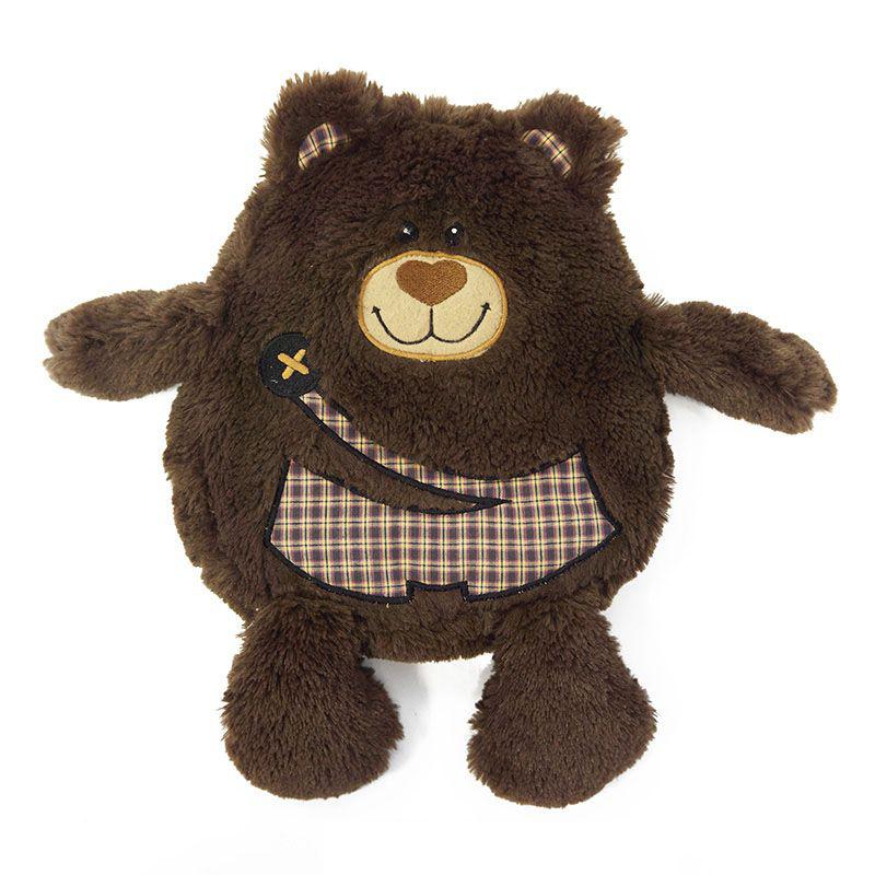 Грелка-игрушка Медвежонок, 19 см.Медведи<br>Грелка-игрушка Медвежонок, 19 см.<br>