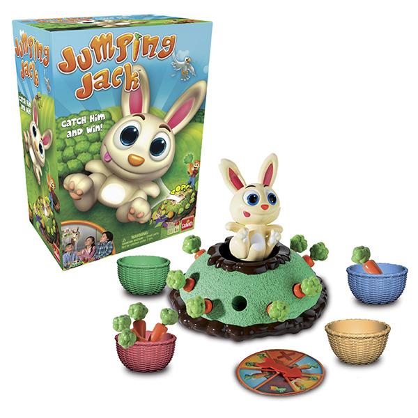 картинка Настольная игра - Кролик-попрыгунчик от магазина Bebikam.ru