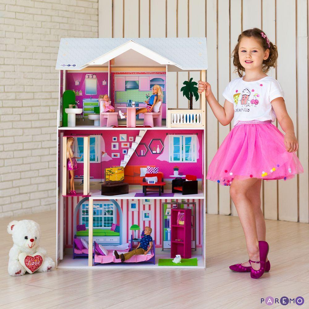 Кукольный домик – Сицилия с мебелью, Paremo  - купить со скидкой