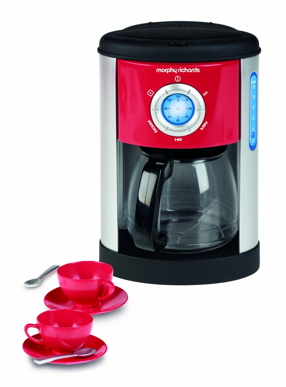 Кофеварка Morphy RichardsАксессуары и техника для детской кухни<br>Кофеварка Morphy Richards<br>