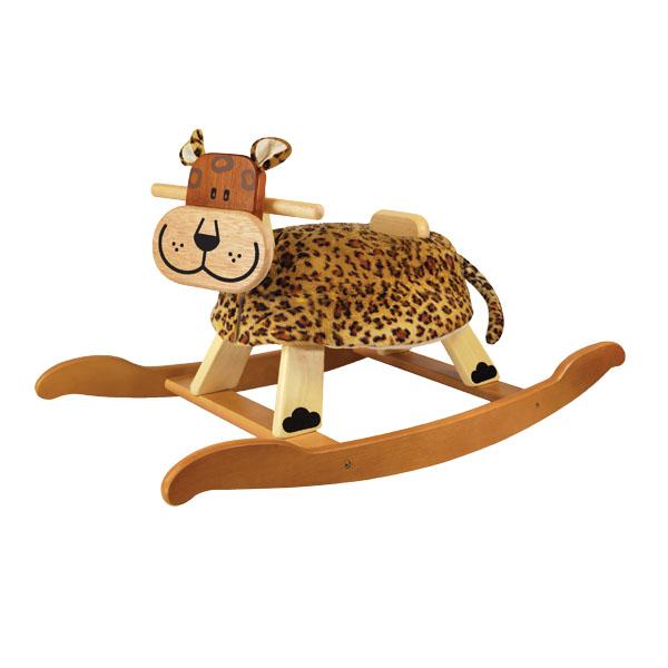 Детская качалка Im Toy ЛеопардДетские кресла-качалки<br>Детская качалка Im Toy Леопард<br>