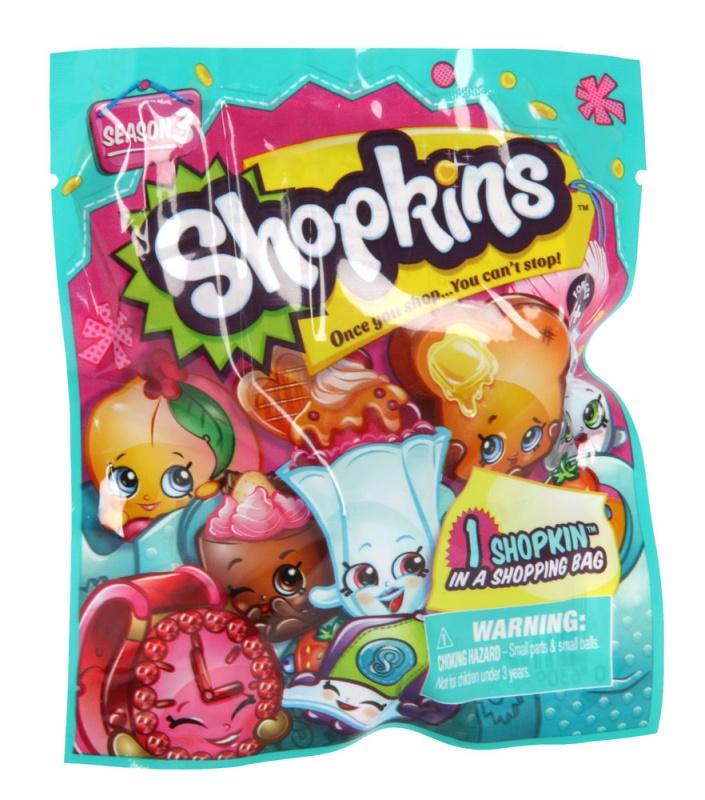 Набор Shopkins в закрытом пакетике 1 шт.Shopkins (Шопкинс)<br>Набор Shopkins в закрытом пакетике 1 шт.<br>