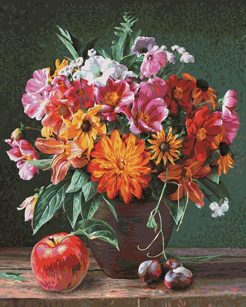 Картина по номерам – Осенняя импрессия, 40 х 50