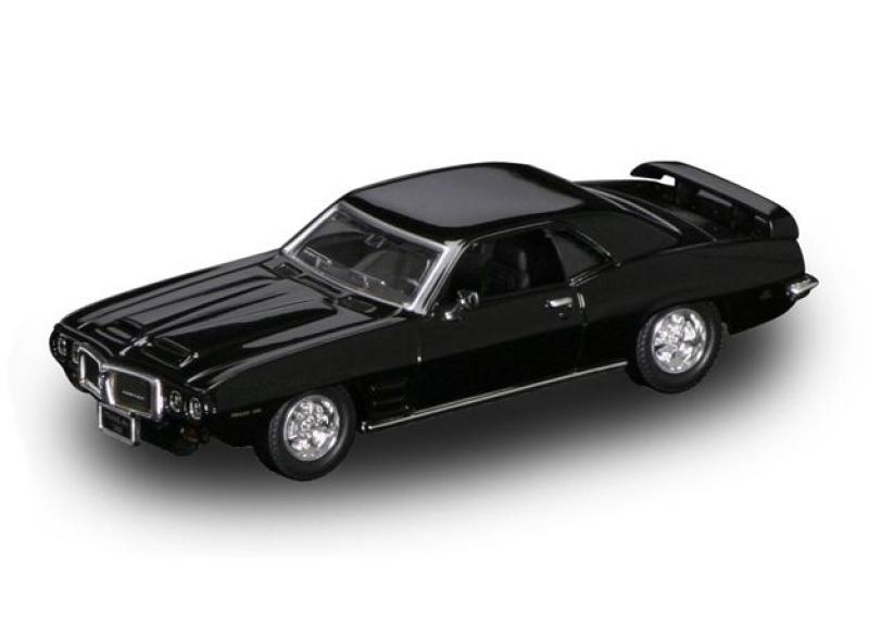 Коллекционная модель автомобиля 1969 года - Понтиак Firebird Trans AM, 1/43Pontiac<br>Коллекционная модель автомобиля 1969 года - Понтиак Firebird Trans AM, 1/43<br>