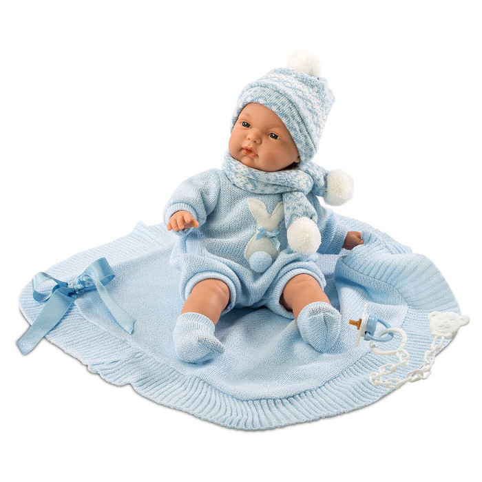 Купить Интерактивная кукла Жоель 38 см., со звуком, Llorens Juan