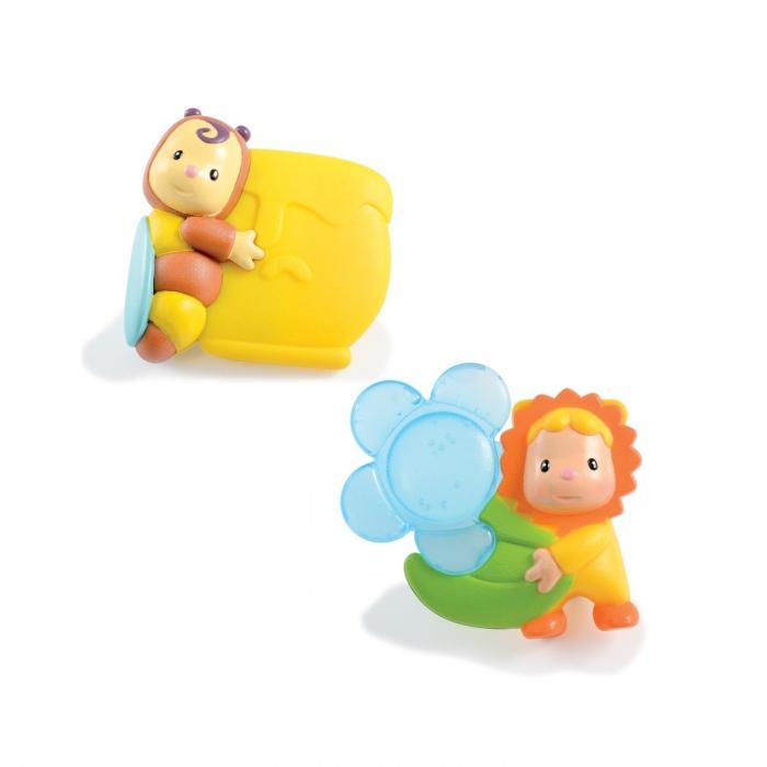 Погремушка с прорезывателем, 2 видаДетские погремушки и подвесные игрушки на кроватку<br>Погремушка с прорезывателем, 2 вида<br>