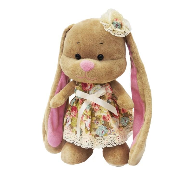 Зайка Лин, в летнем платье с цветочком на голове от Toyway