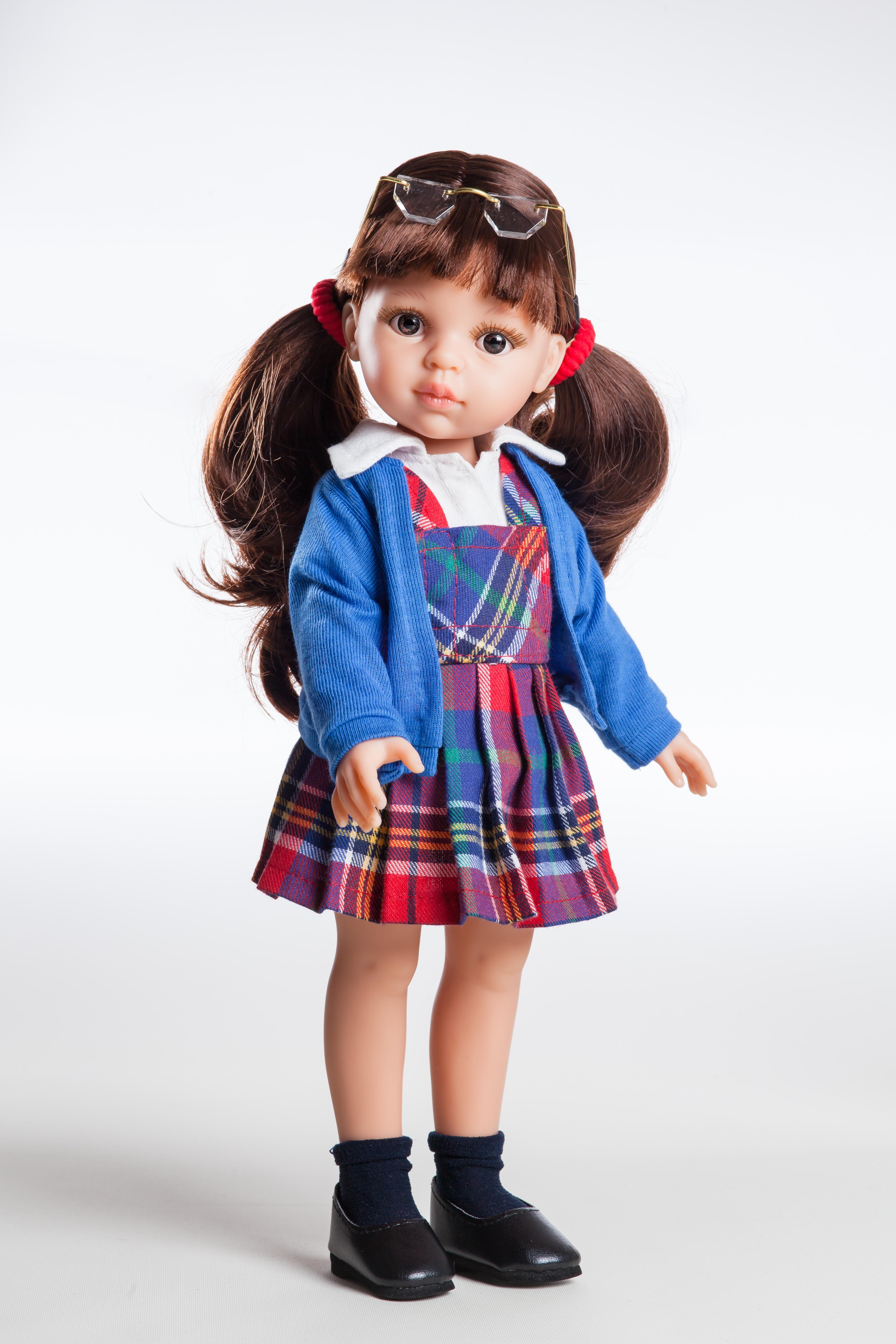 Куклы как сделать корзину 245