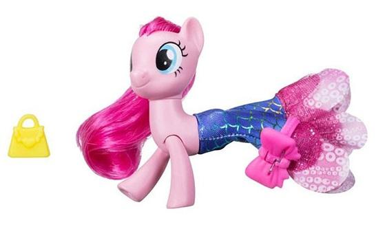 Купить My Little Pony. The Movie. Мерцание - Пинки Пай с аксессуарами
