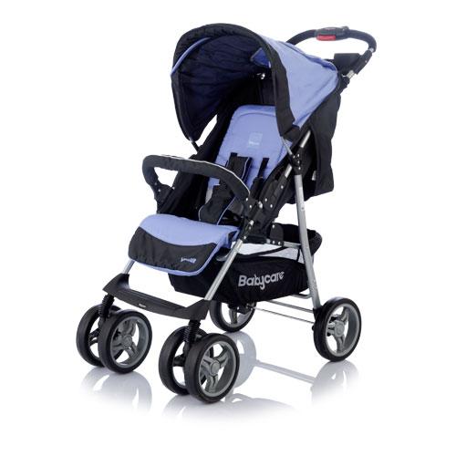 Коляска прогулочная Voyager, violetДетские коляски Capella Jetem, Baby Care<br>Коляска прогулочная Voyager, violet<br>