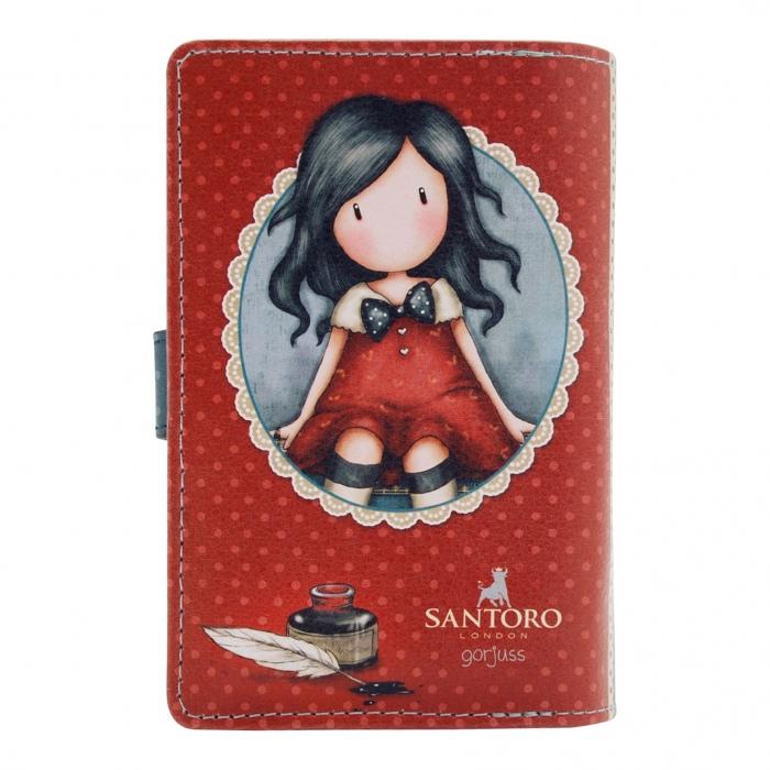 Маленький кошелек -  My Story из серии GorjussGorjuss Santoro London<br>Маленький кошелек -  My Story из серии Gorjuss<br>