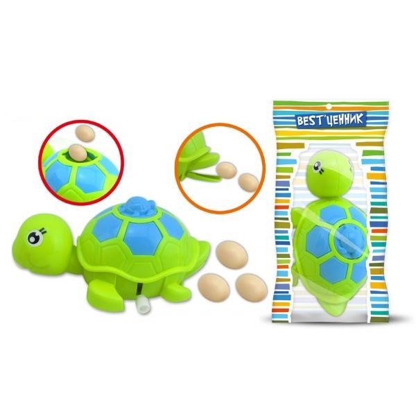 Заводная черепахаИгрушки для ванной<br>Заводная черепаха<br>