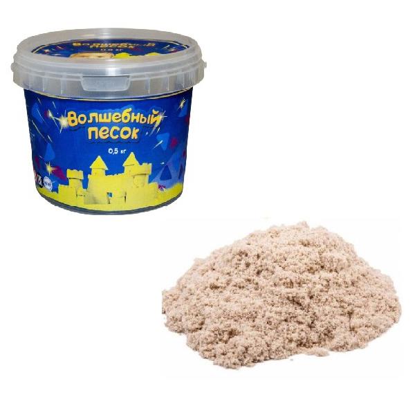 Волшебный песок, классический, 500 гКинетический песок<br>Волшебный песок, классический, 500 г<br>