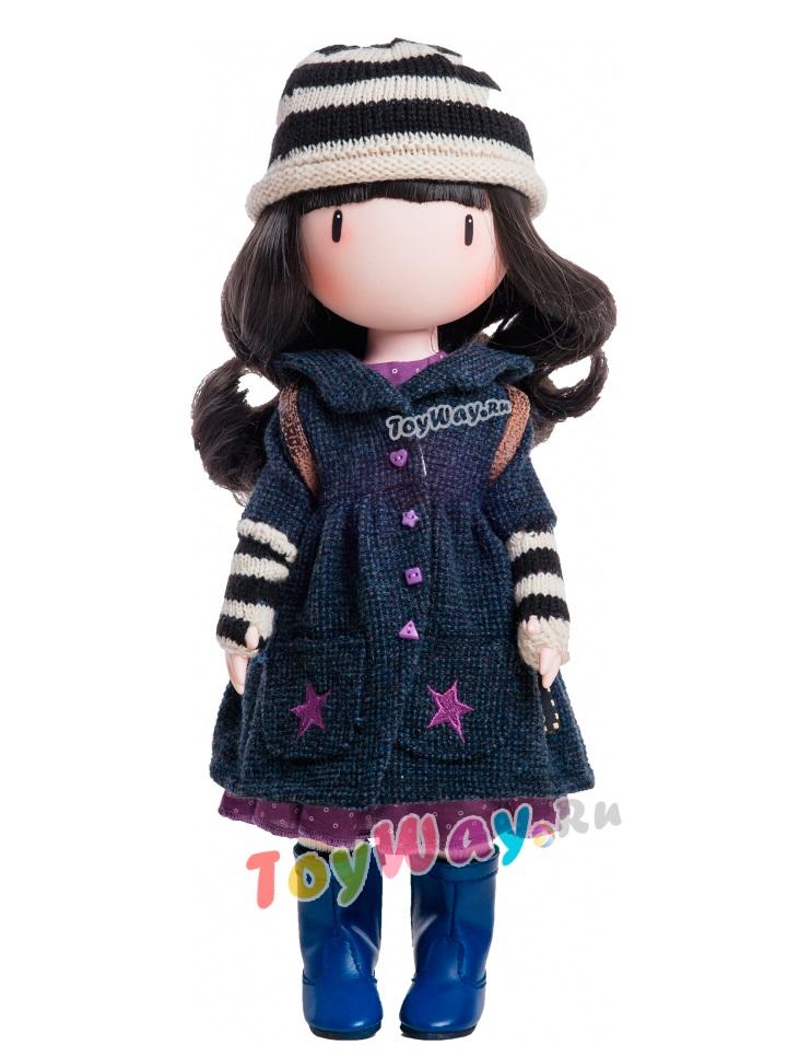 Кукла из серии Горджусс - Поганка, 32 см.Испанские куклы Paola Reina (Паола Рейна)<br>Кукла из серии Горджусс - Поганка, 32 см.<br>