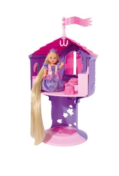 Кукла Еви в сказочной башнеКуклы Еви<br>Кукла Еви в сказочной башне<br>