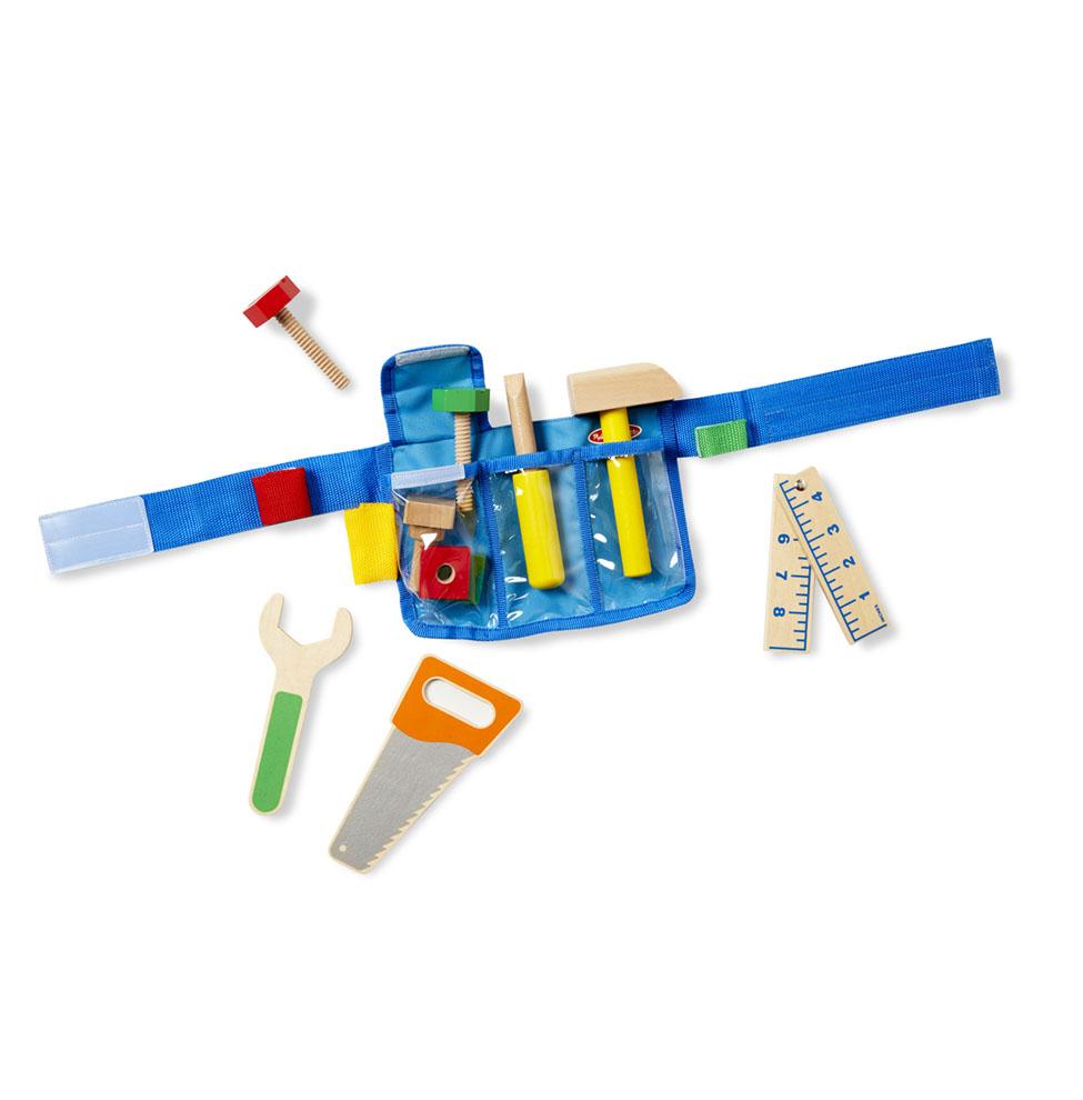 Игровой набор делюкс - Пояс с инструментамиДетские мастерские, инструменты<br>Игровой набор делюкс - Пояс с инструментами<br>