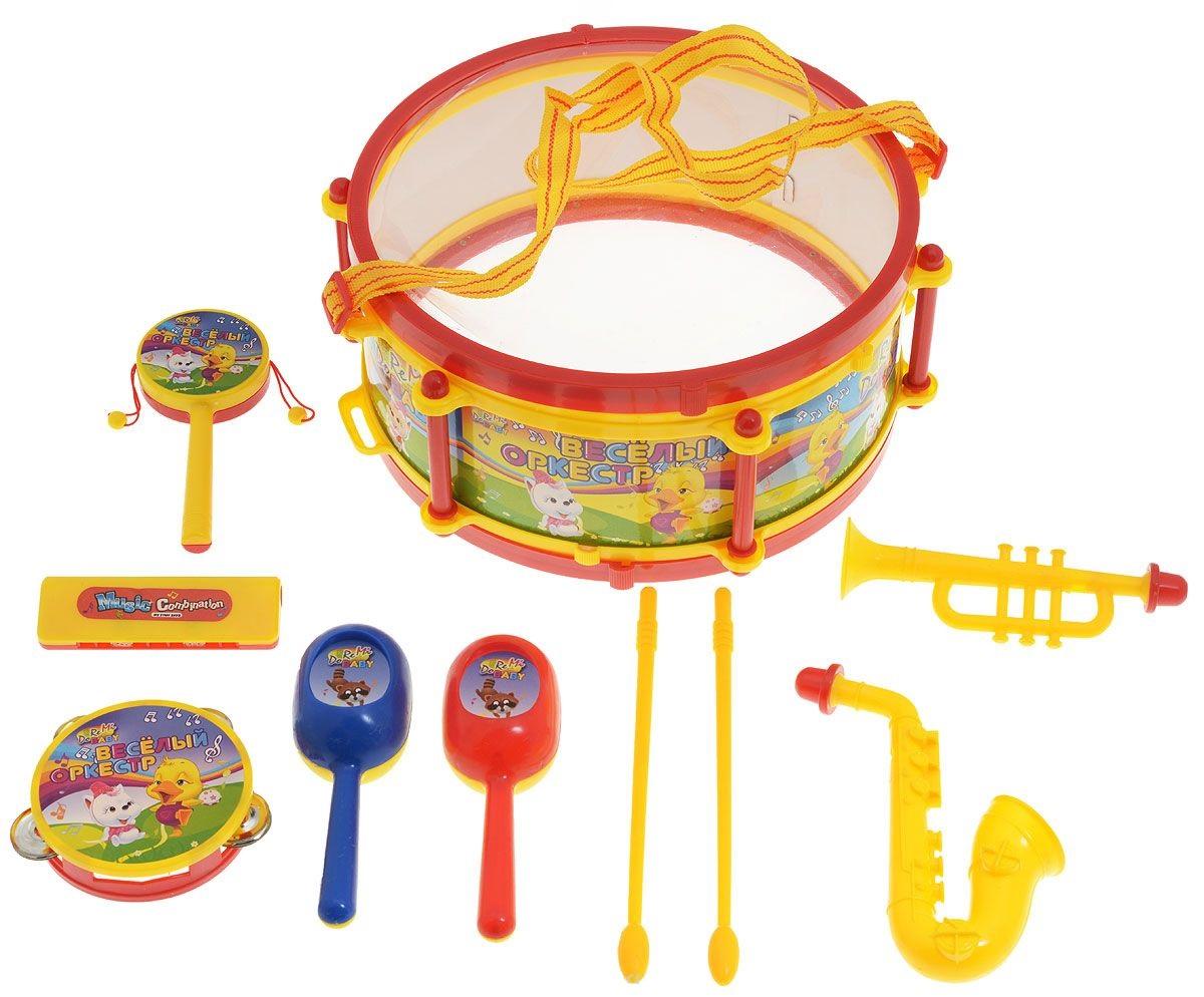 Музыкальные инструменты «Весёлый оркестр» - Музыкальные наборы, артикул: 110227