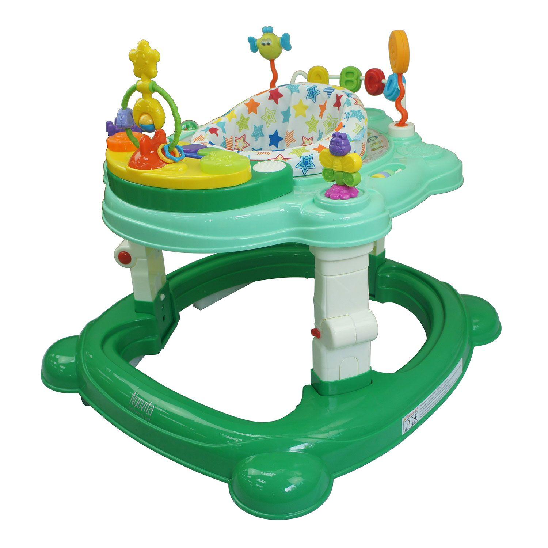 Купить Детские ходунки Nuovita Apertura, verde/зеленый