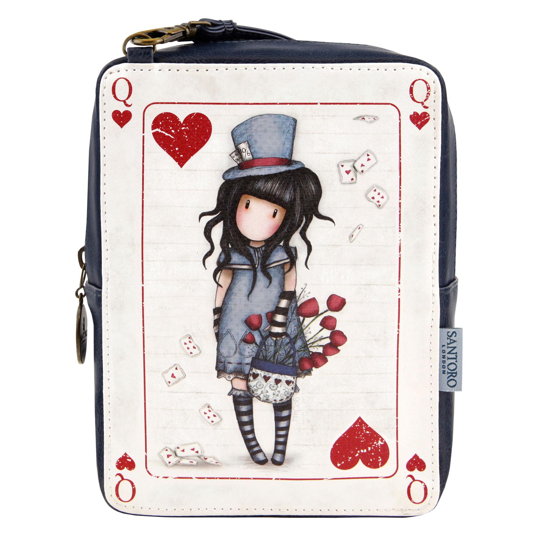 Купить Прямоугольная сумка - The Hatter, Santoro London