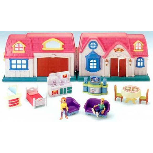 Купить Кукольный домик Home Sweet Home с аксессуарами, Keenway