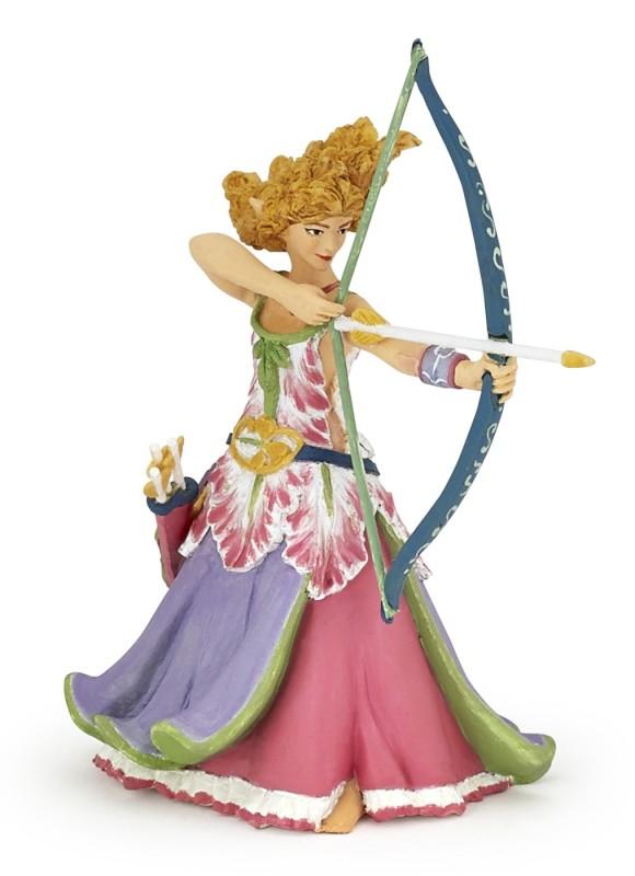Игровая фигурка - Принцесса с луком и стреламиФигурки Papo<br>Игровая фигурка - Принцесса с луком и стрелами<br>