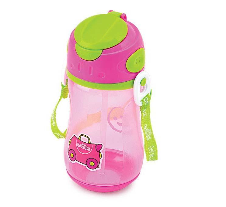 Бутылочка для воды, розоваяБутылочки<br>Бутылочка для воды, розовая<br>