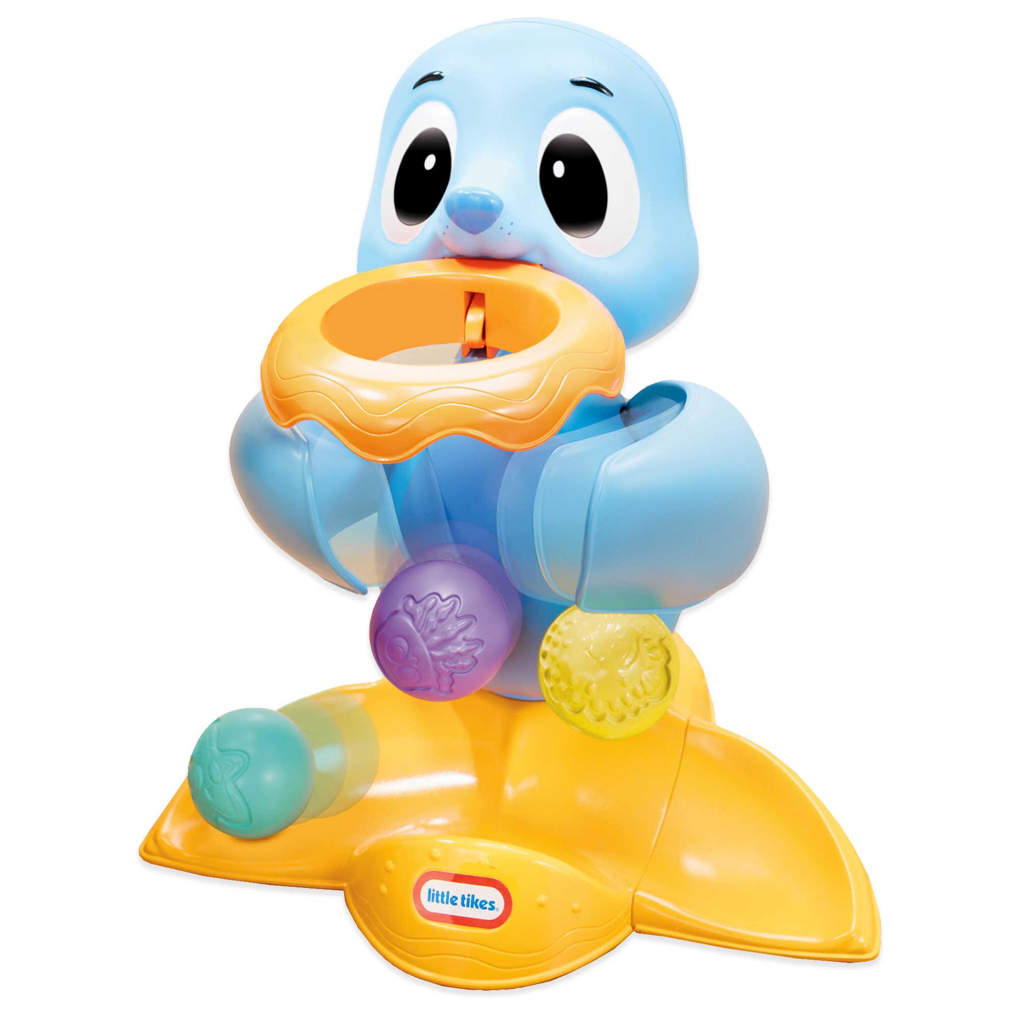 Развивающая игрушка «Морской лев», со звуковыми эффектамиРазвивающие игрушки Little Tikes<br>Развивающая игрушка «Морской лев», со звуковыми эффектами<br>