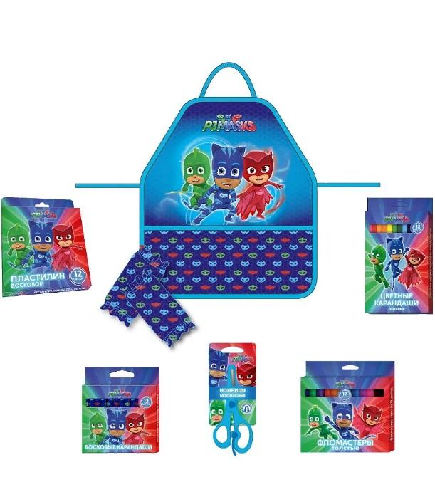 Набор для детского творчества - Герои в масках, 6 предметовПластилин Play-Doh<br>Набор для детского творчества - Герои в масках, 6 предметов<br>