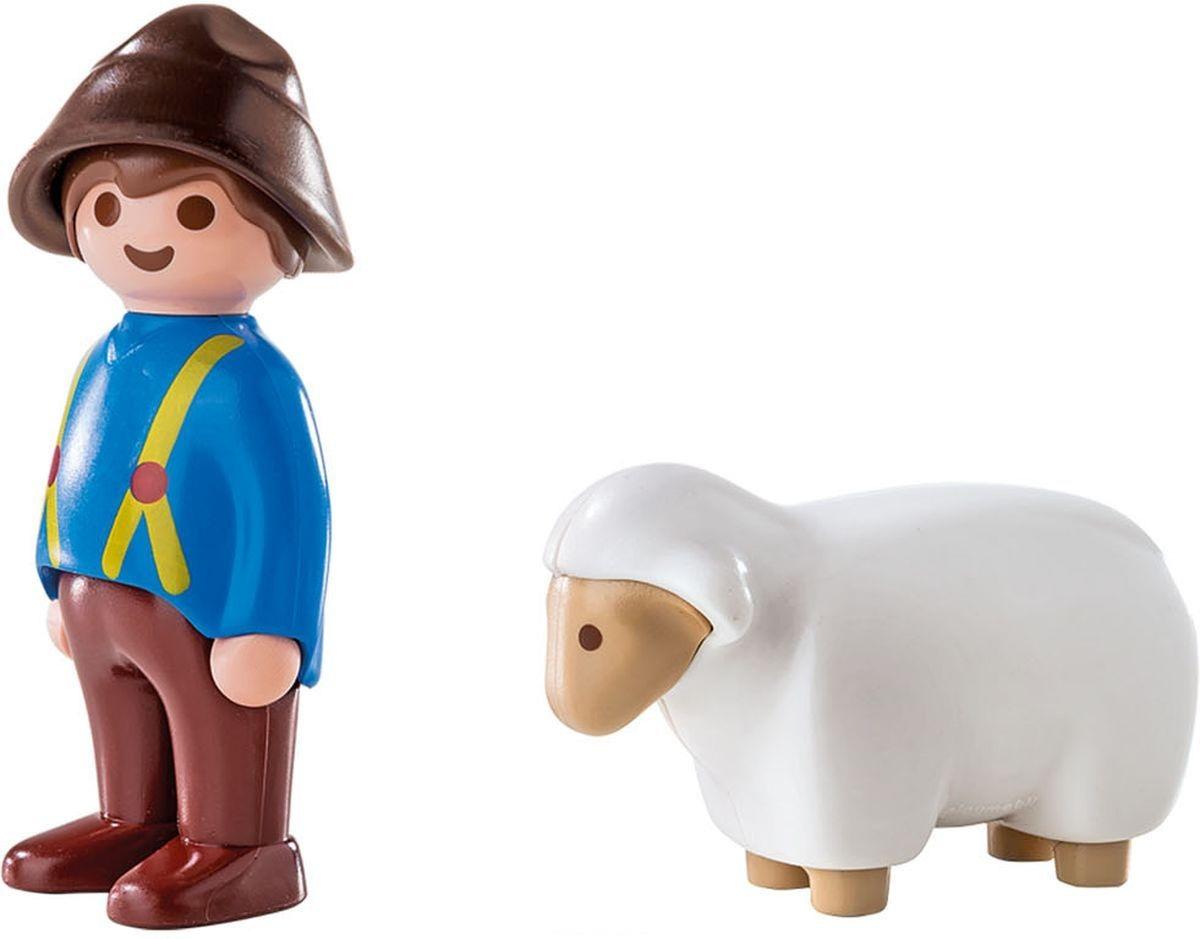 1.2.3.: Пастух с овцамиФерма<br>1.2.3.: Пастух с овцами<br>