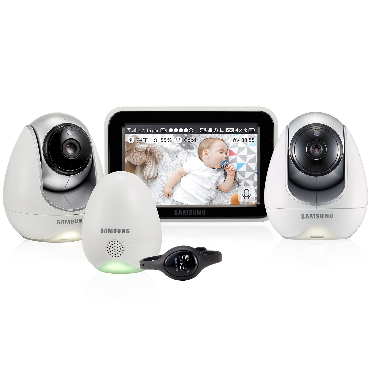 Купить Видеоняня Samsung SEW-3057WPX2