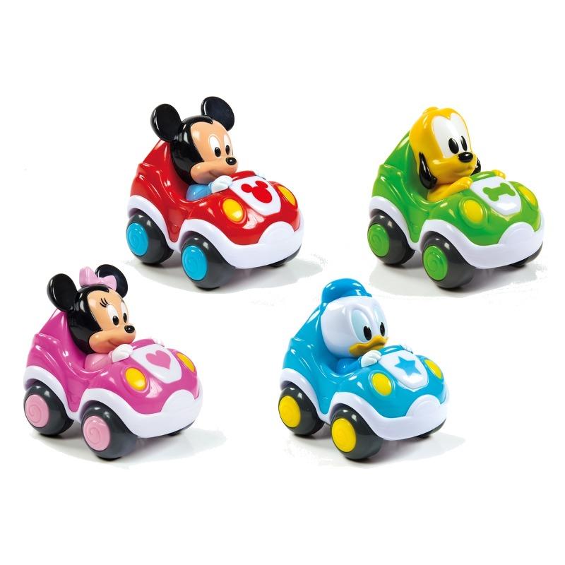 Купить Развивающая игрушка - Машинки Друзья, 4 вида, Clementoni