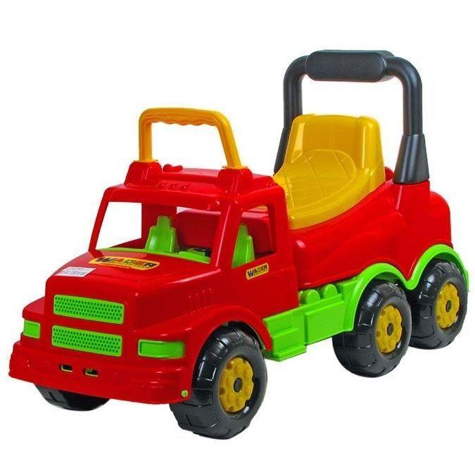 Машина каталка Буран №1 - Машинки-каталки для детей, артикул: 97610