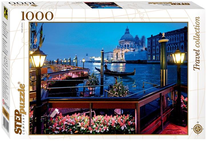 Пазл Италия. Венеция. 1000 элементовПазлы 1000 элементов<br>Пазл Италия. Венеция. 1000 элементов<br>