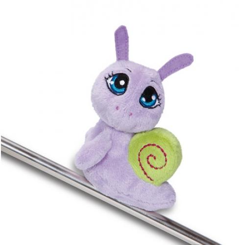 Магнит  Улитка фиолетовая , 12см - Ростометры, брелоки и др. игрушки, артикул: 100212