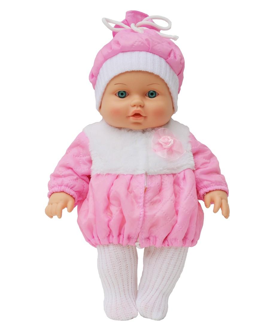 Кукла «Малышка 3» девочкаРусские куклы фабрики Весна<br>Кукла «Малышка 3» девочка<br>