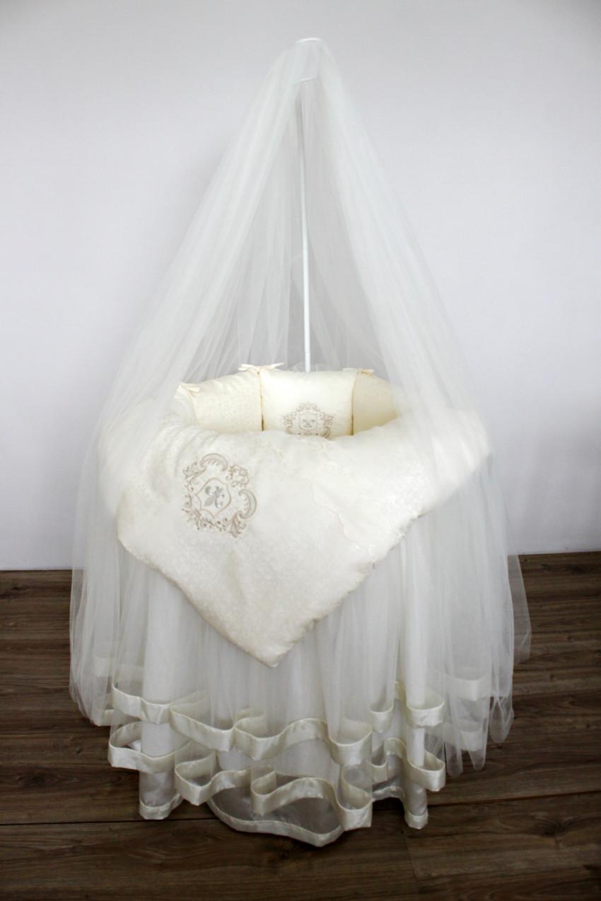 Комплект из 6 предметов – CoronaДетское постельное белье<br>Комплект из 6 предметов – Corona<br>