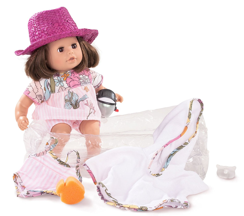 Кукла Аквини брюнетка европейка, 33 см. от Toyway