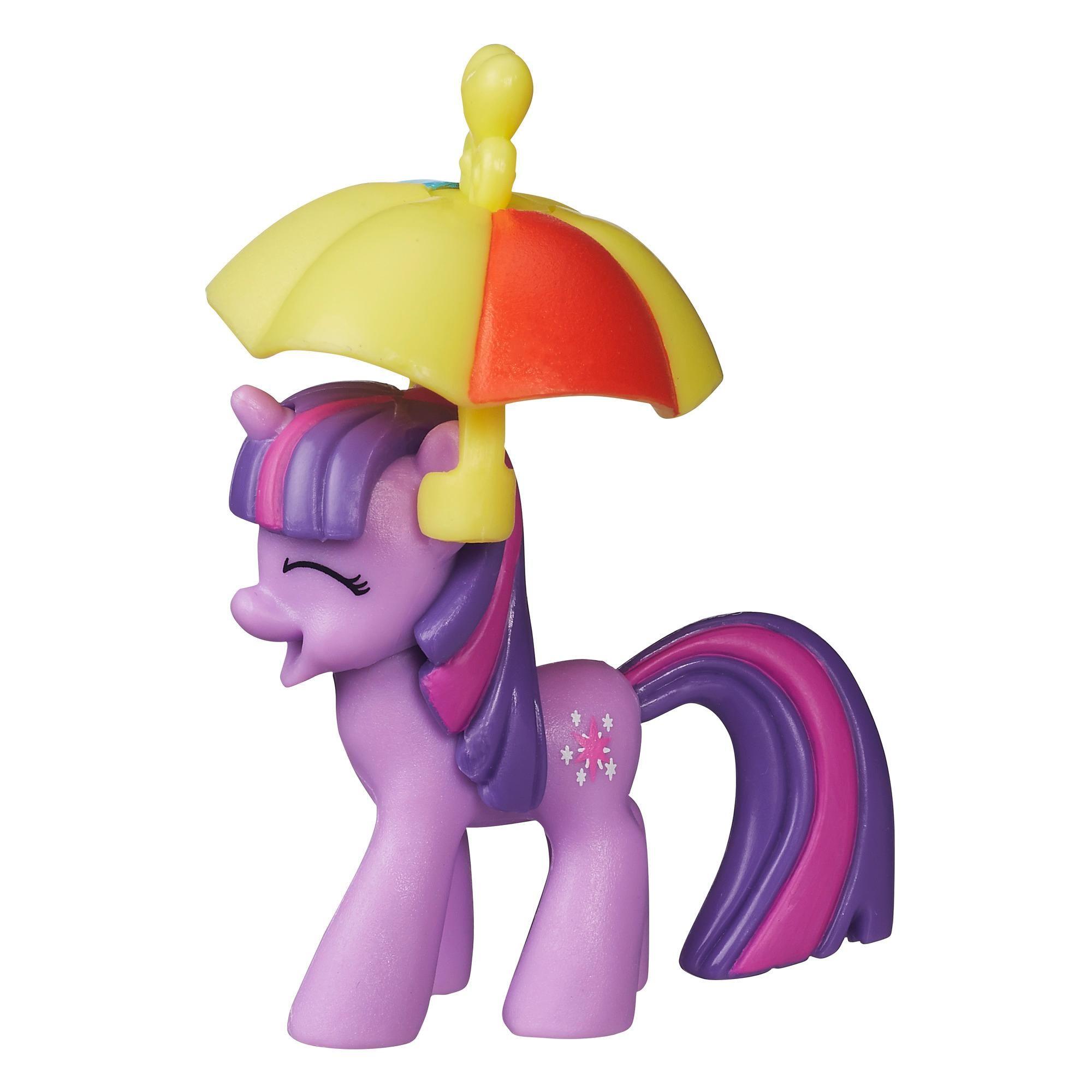 Коллекционная фигурка из серии My Little Pony - Twilight Sparkle, 2 волнаМоя маленькая пони (My Little Pony)<br>Коллекционная фигурка из серии My Little Pony - Twilight Sparkle, 2 волна<br>