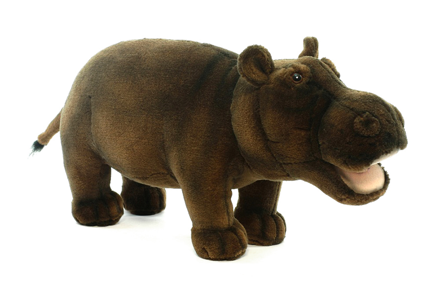 Бегемот, 30 смДикие животные<br>Бегемот, 30 см<br>