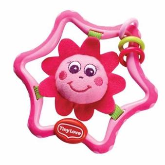 Погремушка малая Цветочек 1Детские погремушки и подвесные игрушки на кроватку<br>Погремушка малая Цветочек 1<br>