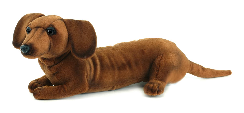 Купить Мягкая игрушка - Щенок таксы, 40 см, Hansa
