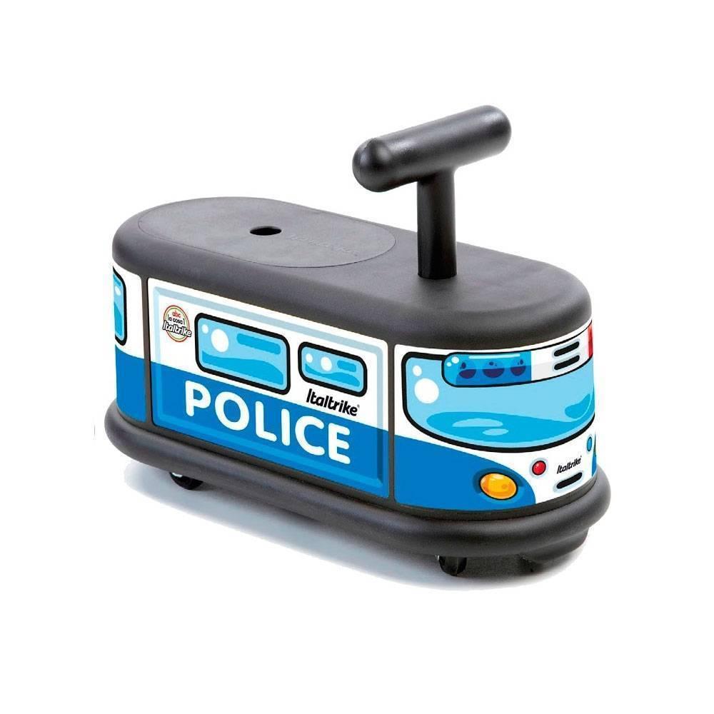 Купить Каталка - Полицейская машина, Italtrike