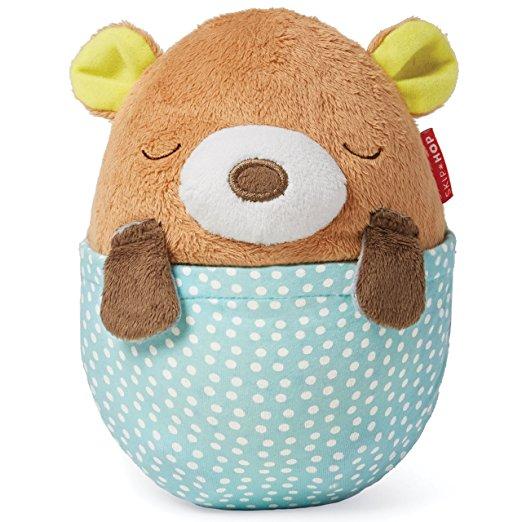 Развивающая игрушка ночник-проектор Медвежонок - Музыкальные ночники и проекторы, артикул: 161574