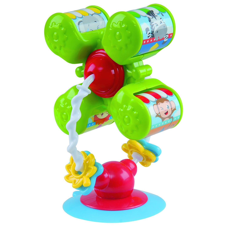Развивающая игрушка - Колесо обозренияРазвивающие игрушки PlayGo<br>Развивающая игрушка - Колесо обозрения<br>
