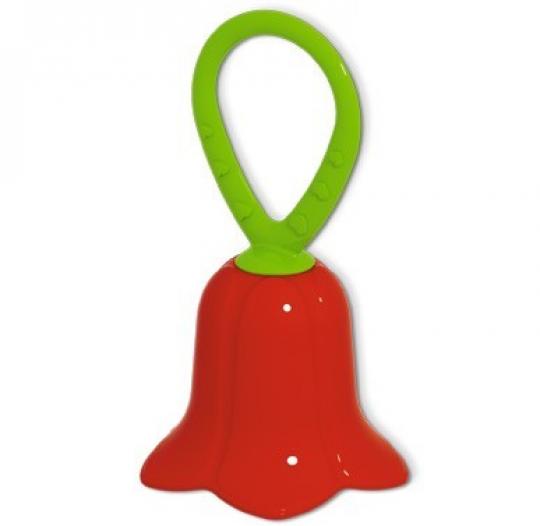 Погремушка «Колокольчик»Детские погремушки и подвесные игрушки на кроватку<br>Погремушка «Колокольчик»<br>